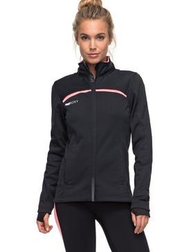 Supranova - Water-Repellent Running Jacket for Women  ERJJK03208