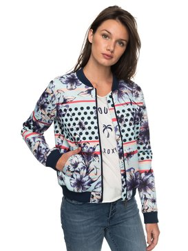Rock'N Smile - Bomber Jacket for Women  ERJJK03218