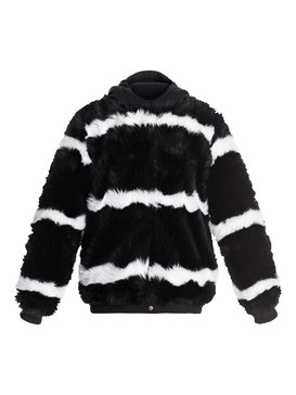 Carrie - Technical Faux-Fur Jacket for Women  ERJJK03236