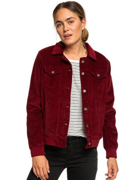 Redwood Giants - Corduroy Jacket for Women ERJJK03264 bff4c8bc1