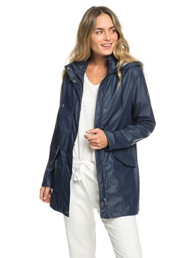 Early Morning - Water-Repellent Rain Mac for Women  ERJJK03277