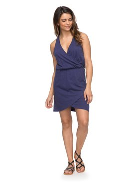 Ocean Skyline - Wrap Dress for Women  ERJKD03159