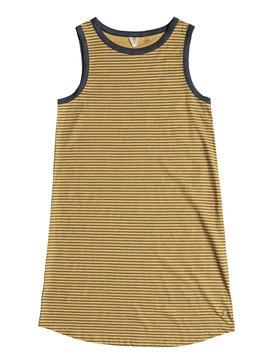 LOVE SUN TANK DRESS STRIPES  ERJKD03197