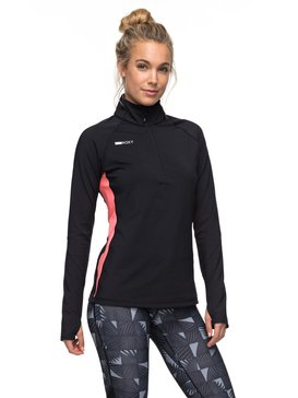 Keep It Warm - Technical Long Sleeve Top for Women  ERJKT03272
