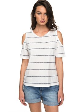 Uptown Sun - Cold Shoulder T-Shirt for Women  ERJKT03358