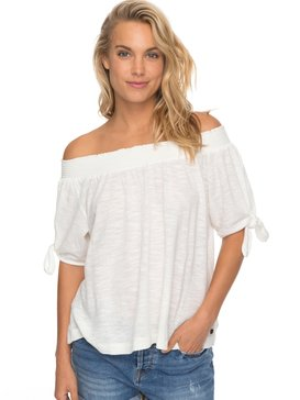 Carribean Mood - Off The Shoulder Top  ERJKT03360
