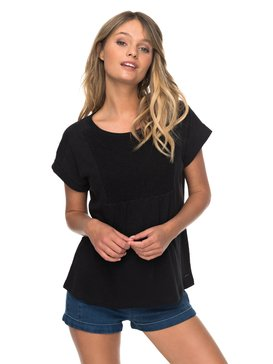 Roxy Bahamas Cottage un haut-Anthracite-Ladies Tops