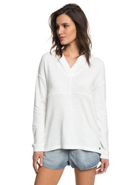 Sunset Surfside - Hooded Poncho Sweatshirt for Women  ERJKT03367