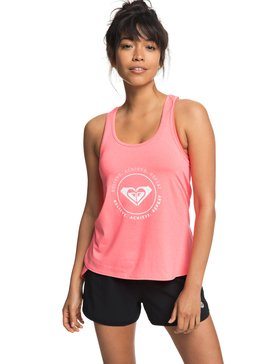 Take A Breath - Technical Vest Top for Women  ERJKT03443