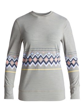 Daybreak Premium - Technical Long Sleeve Base Layer for Women  ERJLW03002