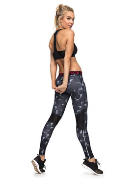 Stay On - Technical Running Leggings for Women  ERJNP03128