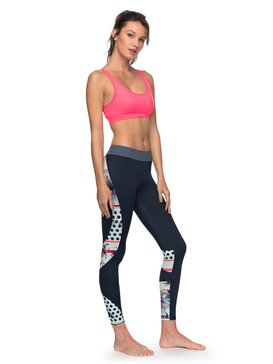 Drive By The Ocean - Technical Leggings for Women  ERJNP03168