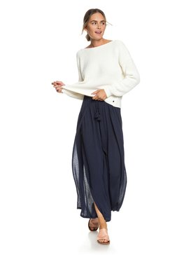 Kuta - Wide Leg Trousers for Women  ERJNP03209