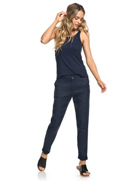 Girly Men - Tapered Trousers for Women  ERJNP03222