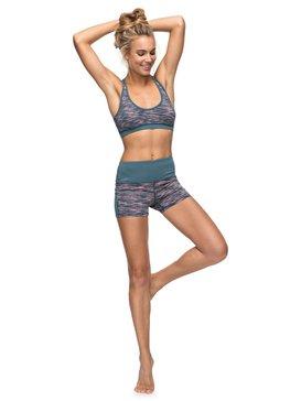 Nakkan - Reversible Yoga Shorts  ERJNS03114
