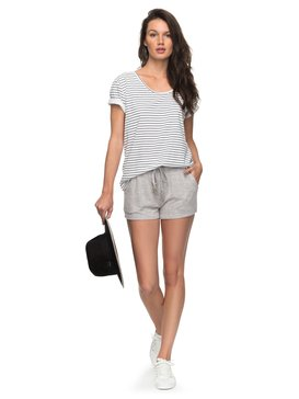 Cozy Chill - Sweat Shorts for Women  ERJNS03148