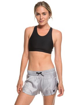 Surfin On A Rocket - Workout Shorts for Women  ERJNS03189