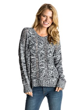 Ain't No Sunshine - Cable Knit Jumper  ERJSW03169