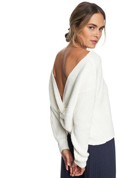 Bamboo Bridge - Cross-Back Jumper for Women  ERJSW03303