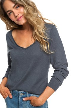 Soho Coffee Break - V-Neck Jumper for Women  ERJSW03317