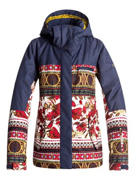 Torah Bright ROXY Jetty - Snow Jacket for Women  ERJTJ03144