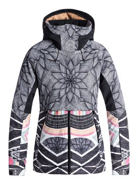 Frozen Flow - Snow Jacket for Women  ERJTJ03155