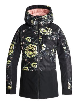 Torah Bright Snowflake - Snow Jacket for Women ERJTJ03163 0b4327df8