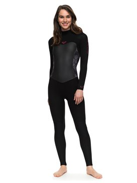 3/2mm Syncro Series - Back Zip GBS Wetsuit  ERJW103024