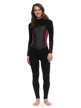 3/2mm Syncro Plus - Chest Zip Wetsuit  ERJW103026
