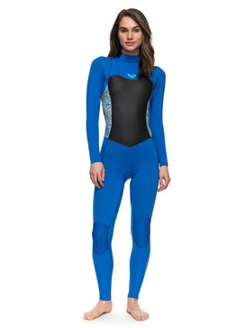 4/3mm Syncro Series - Back Zip GBS Wetsuit for Women  ERJW103027