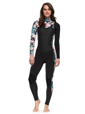 4/3mm Performance - Chest Zip Wetsuit  ERJW103032