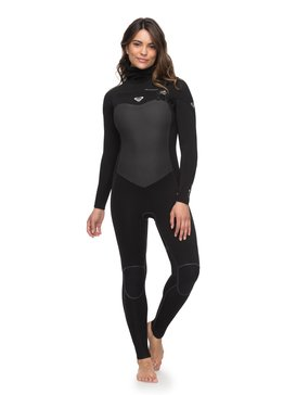 5/4/3mm Performance - Hooded Chest Zip Wetsuit for Women  ERJW203003