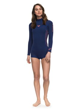 2/2mm Syncro Series - Long Sleeve Back Zip FLT Springsuit  ERJW403014