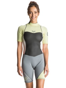 Syncro 2/2mm - Back Zip Springsuit  ERJW503002