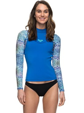 1mm Syncro Series - Long Sleeve Neoprene Surf Top for Women  ERJW803008