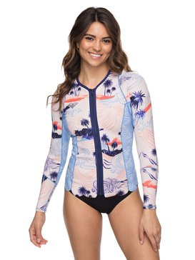 1mm Pop Surf Scallop - Long Sleeve Wetsuit Jacket  ERJW803011