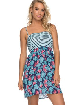 Ocean Romance - Strapless Dress  ERJWD03147