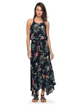 Groove The Physical - Strappy Maxi Dress for Women  ERJWD03208
