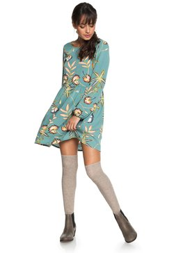 Highland Escape - Long Sleeve Dress for Women  ERJWD03238