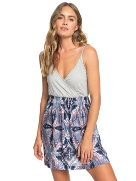 Floral Offering - Strappy Dress for Women  ERJWD03271
