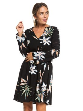 Lombock Watefall - Long Sleeve Dress for Women  ERJWD03277