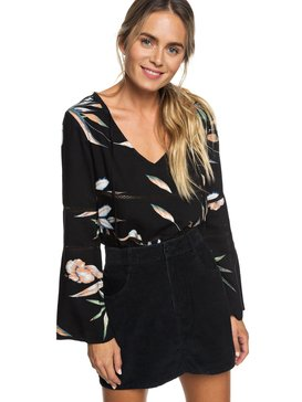 Java To Lombok - Corduroy Skirt for Women  ERJWK03055