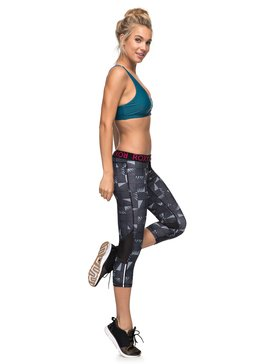 Stay On - Technical Running Capris  ERJWP03011
