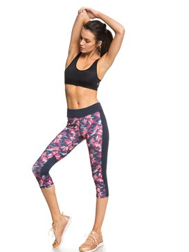 Spy Game - Technical Capris for Women  ERJWP03015