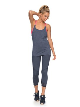 Lost Seaside - Technical Capris for Women  ERJWP03016