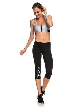 Spy Game - Capri Workout Leggings for Women  ERJWP03020