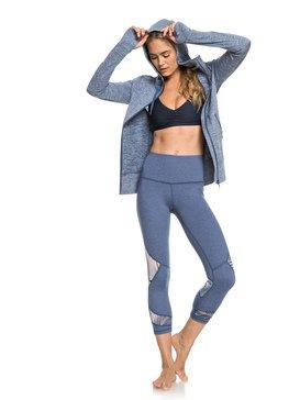 Diamond Hunter - Capri Workout Leggings for Women  ERJWP03022