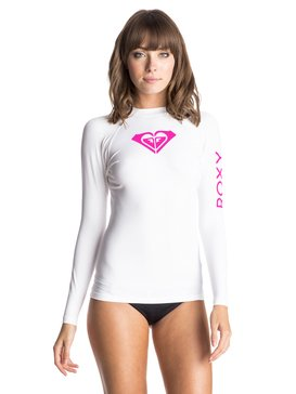 Whole Hearted - Long Sleeve UPF 50 Rash Vest  ERJWR03044