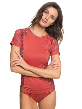 Dream Sea C/L Swim - Short Sleeve UPF 50 Rash Vest  ERJWR03208