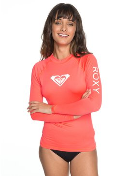 Whole Hearted - Long Sleeve UPF 50 Rash Vest  ERJWR03221